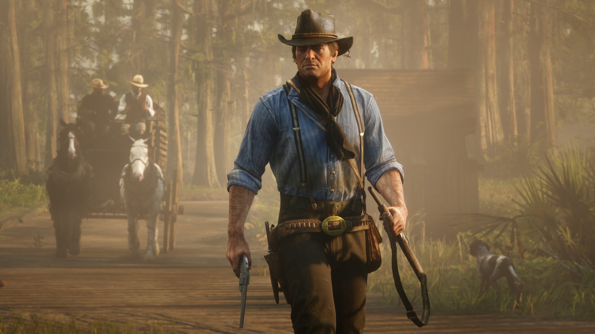 Red Dead Redemption 2 Online Causes Concerns