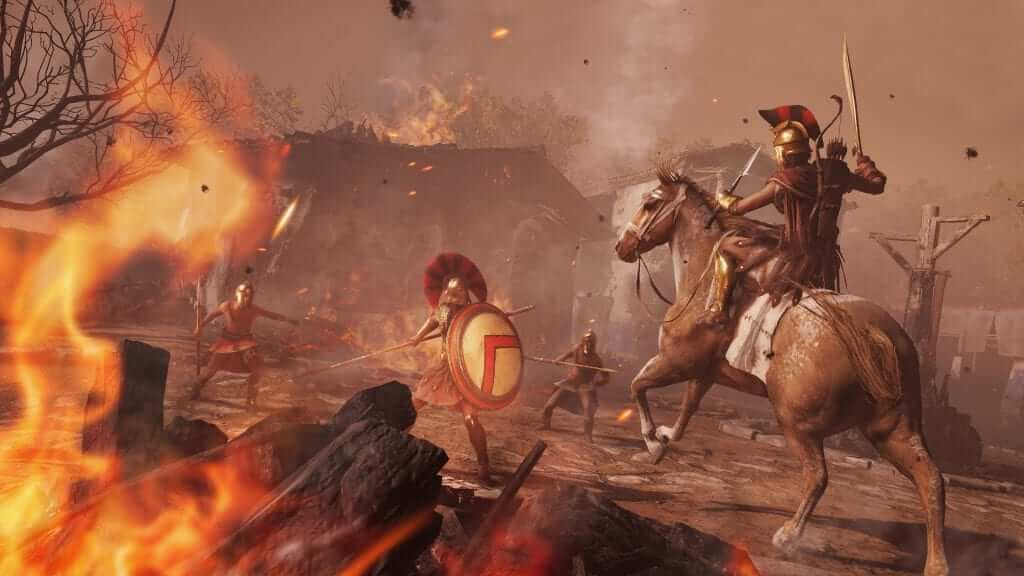 Assassins Creed Odyssey DLC - Legacy of the First Blade: Hunted - Out now