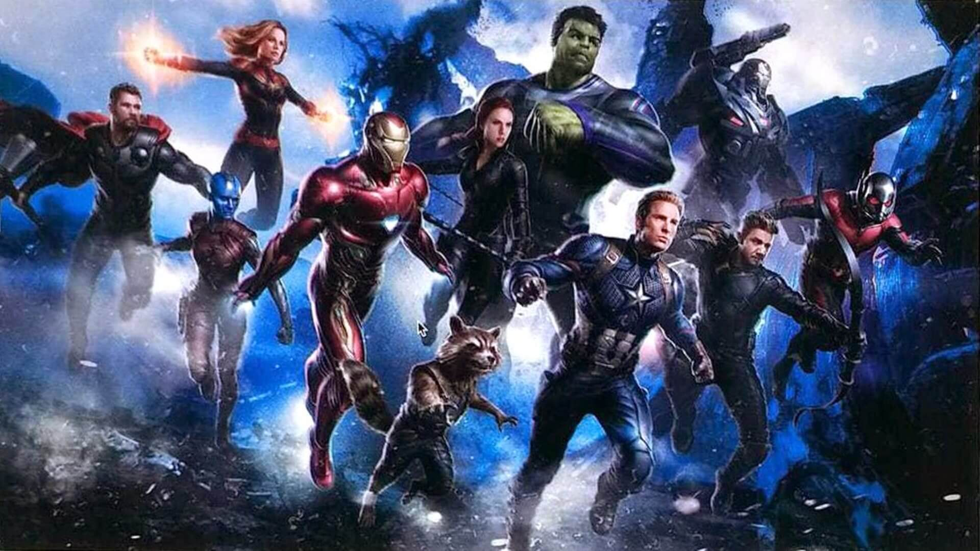 Avengers 4 Trailer May Not Reveal the Title