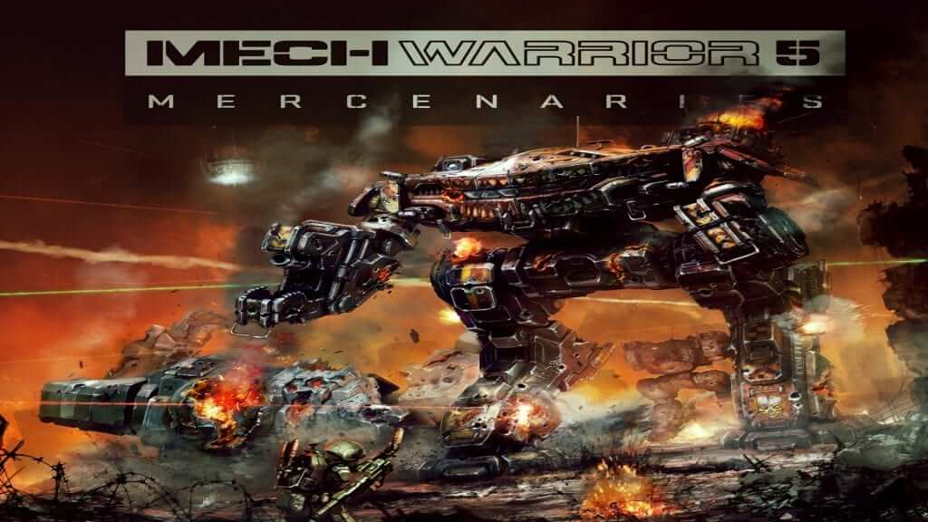 MechWarrior 5 Release Date Announced