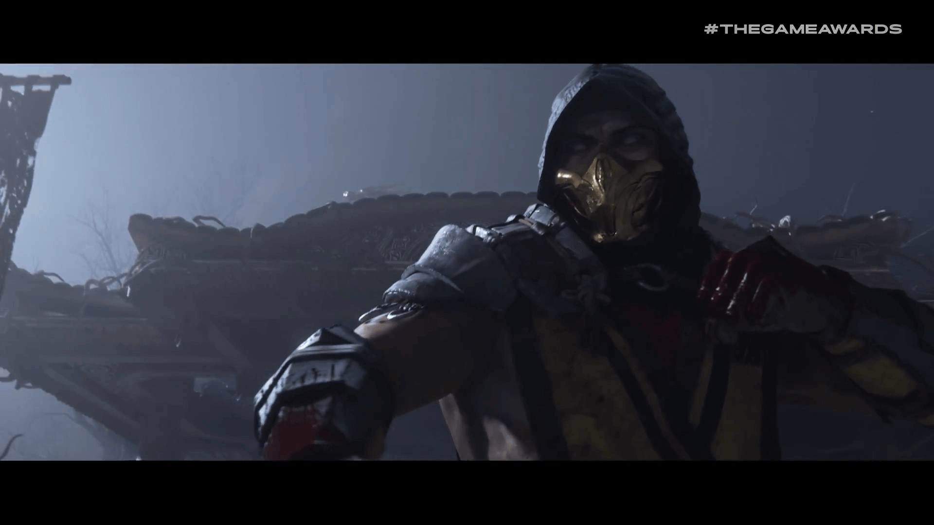 Mortal Kombat 11 Announced at The Game Awards