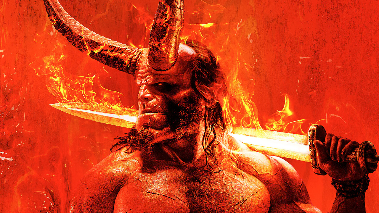 Leaked Hellboy Trailer Offers First Look at Liongate's New Action-Comedy