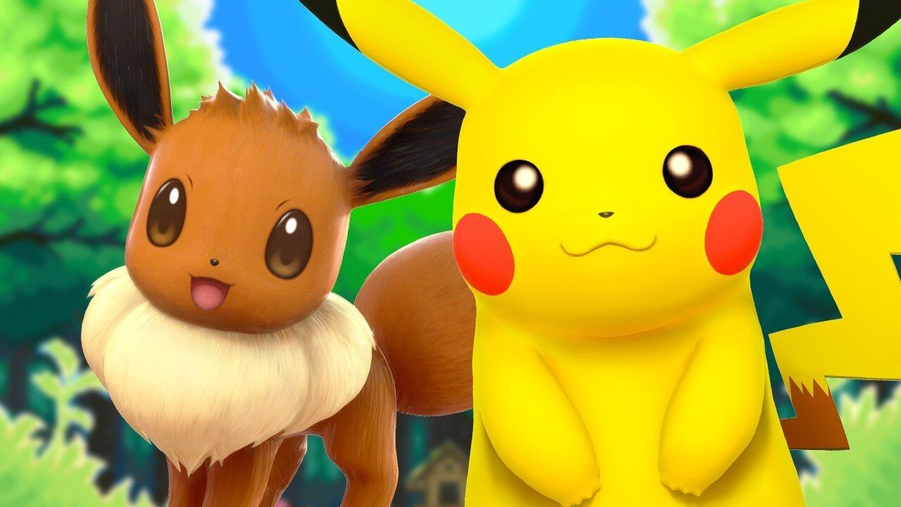 Pokémon Let's Go Pikachu and Eevee Soundtrack Available Now