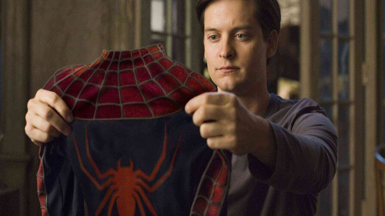 Tobey Maguire Was Almost Cast in Spider-Man: Into The Spider-Verse