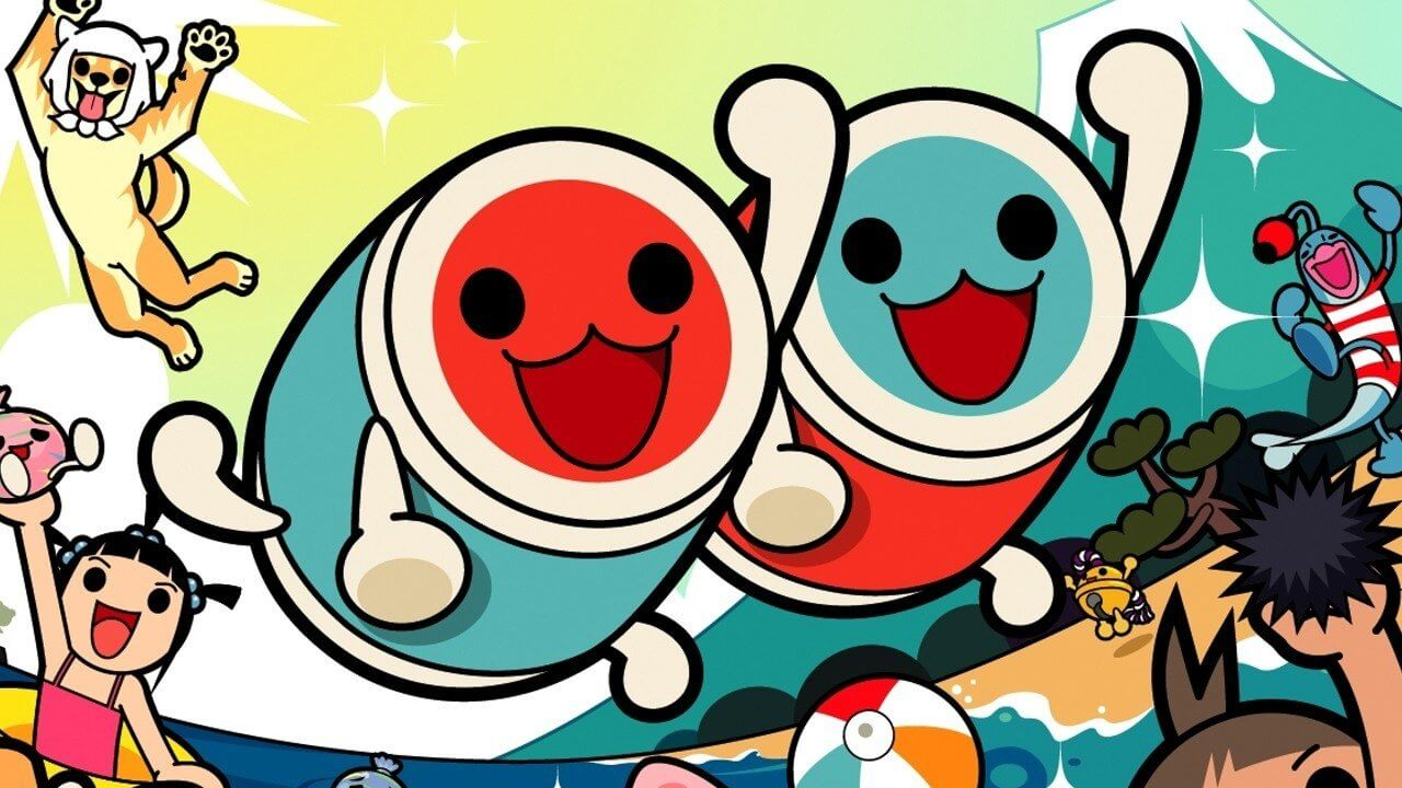 Taiko No Tatsujin holding New Year Event on PS4