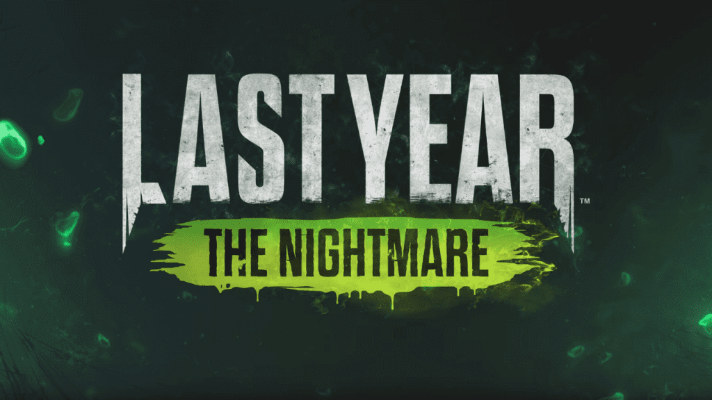 Last Year: The Nightmare Voice Cast and Release Date Revealed