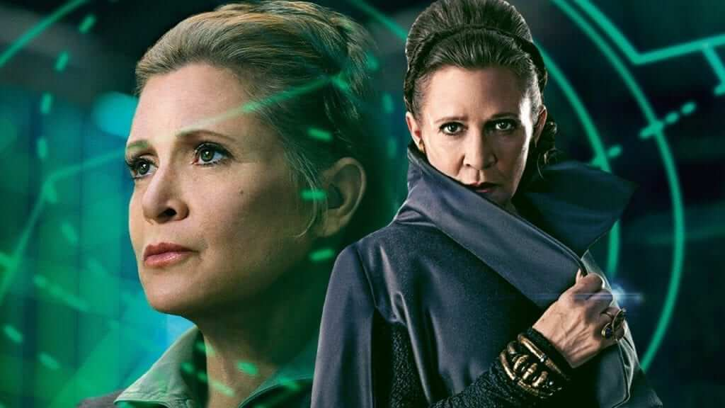 Star Wars: Episode IX: Brother Teases New Carrie Fisher Footage