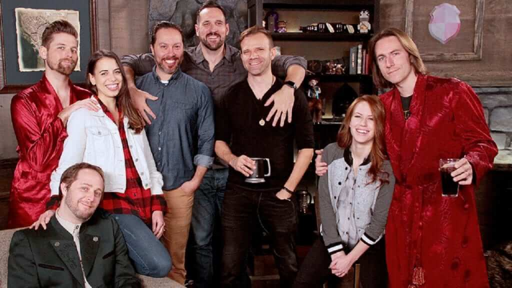 Critical Role Debuts New Animated Intro
