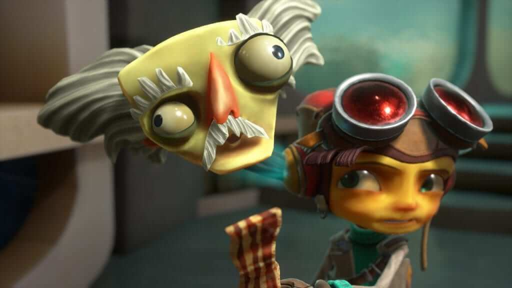 Psychonauts 2 Trailer Debuts at Game Awards