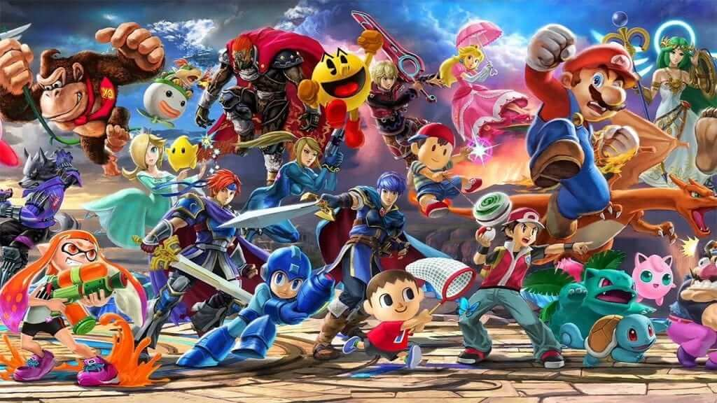 Super Smash Bros Ultimate: Zero's Tier List