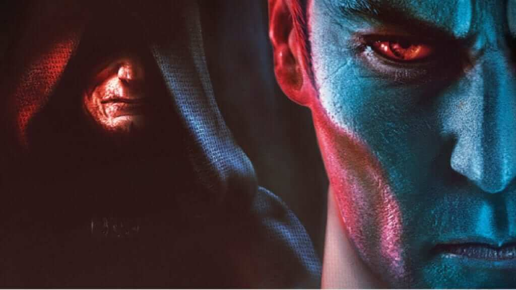 First Look at New Star Wars Thrawn Novel