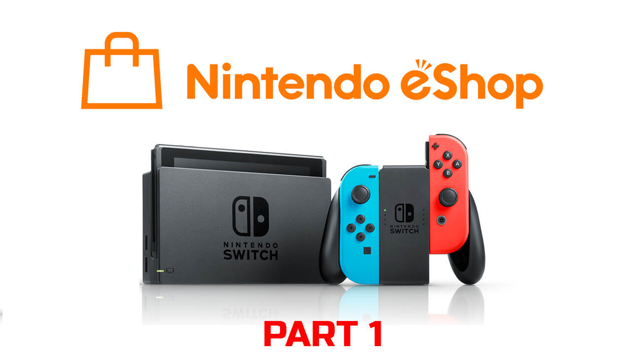 Top 10 Best Winter Sale Offers - Nintendo eShop (Part 1)