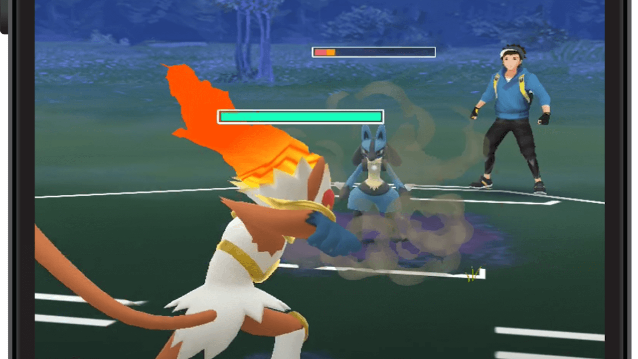 Pokemon Go PVP Details Announced