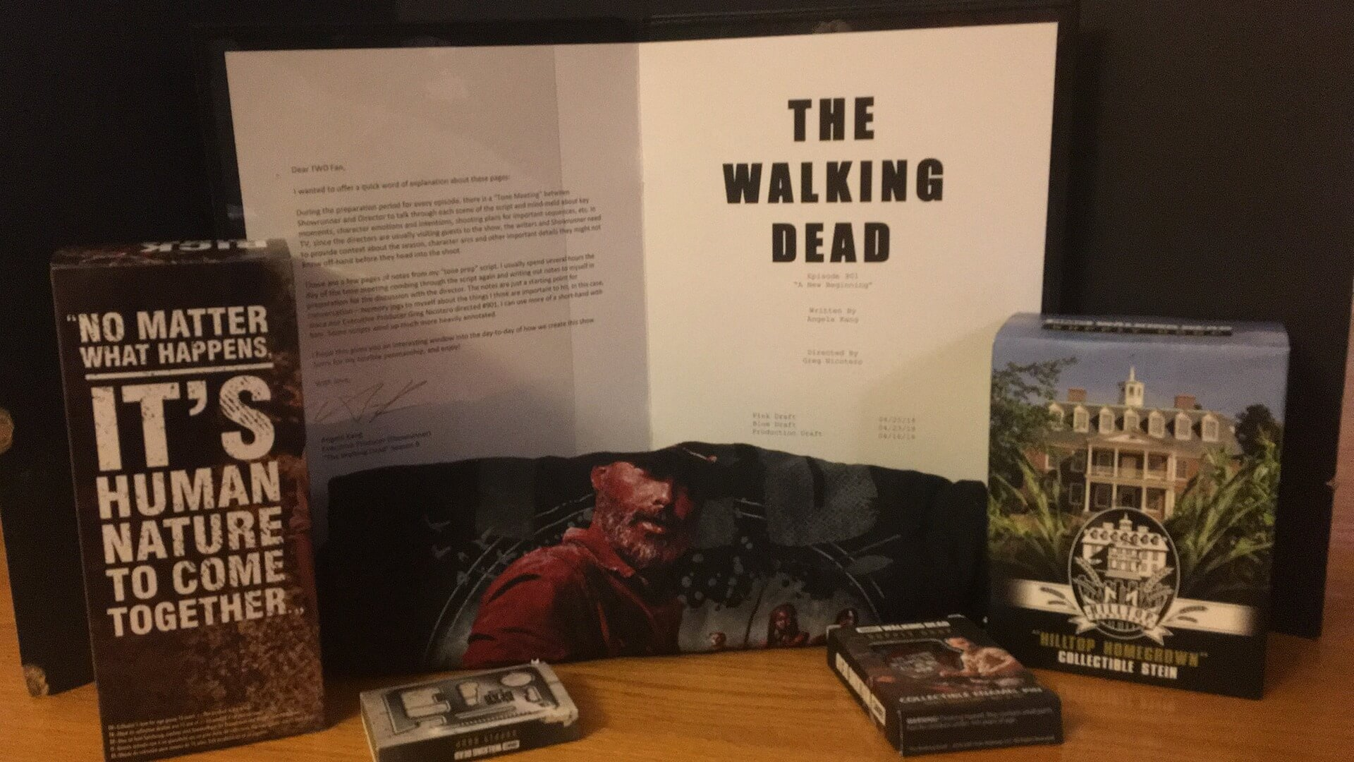 AMC's The Walking Dead Supply Drop Review