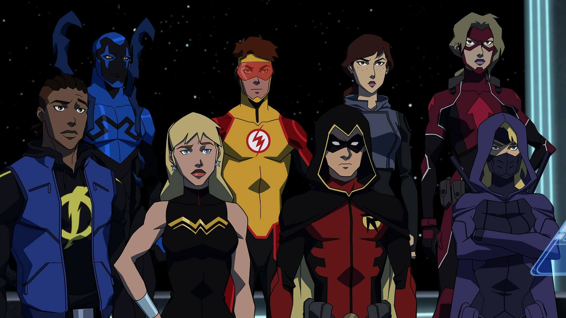 Young Justice: Outsiders (Episodes 1-3) Review