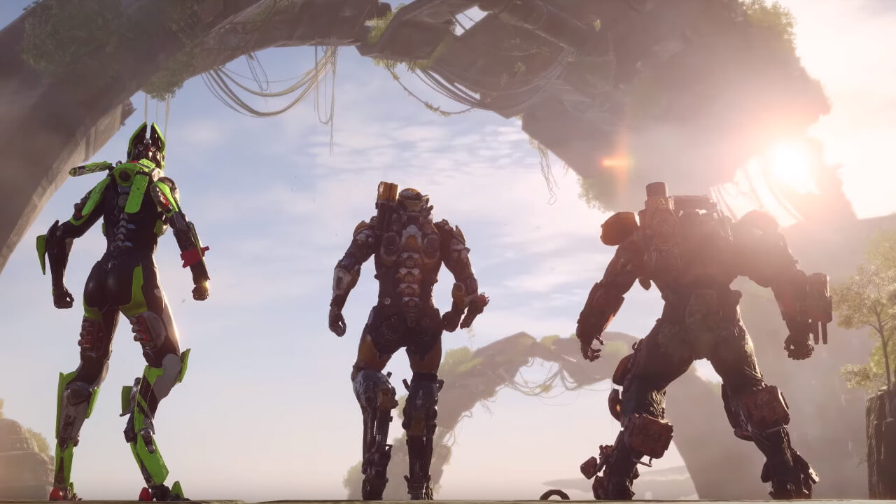 Bioware Will Add a 16-Player Social Hub to Anthem