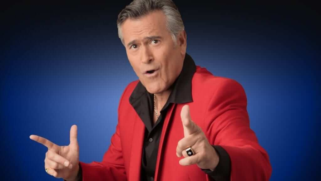 Bruce Campbell To Be Ripley's Believe It or Not! TV Host