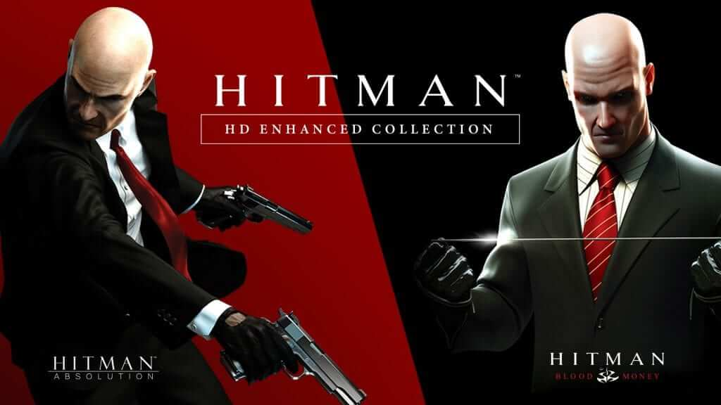 IO Interactive Announces Hitman Enhanced HD Collection