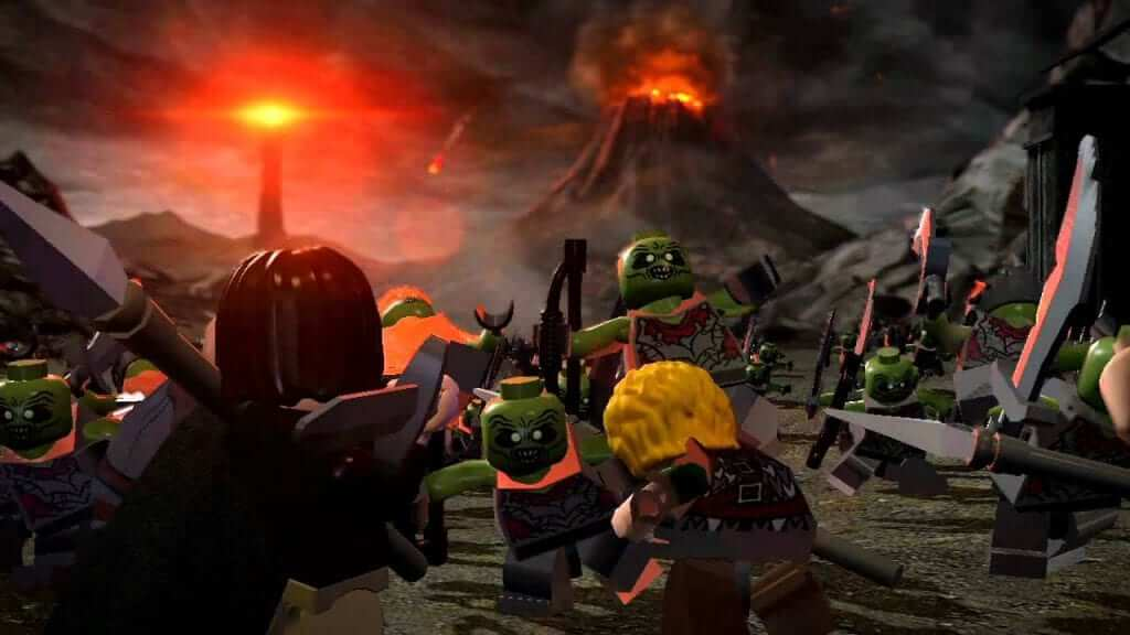 Warner Bros. Pulls LEGO Lord of the Rings Games From Steam