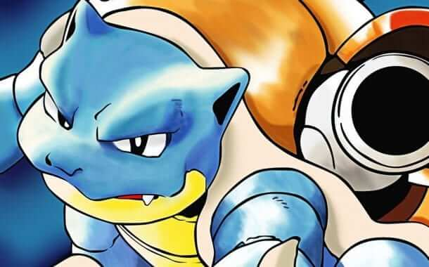 Pokemon Red and Blue Live-Action Movie in the Works