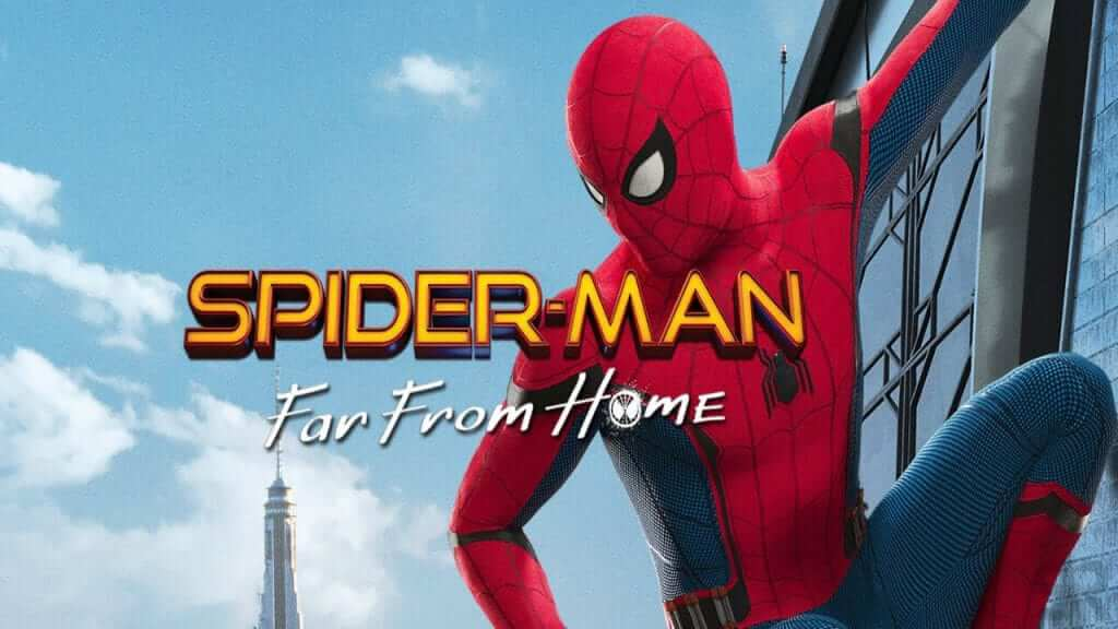 Spider-Man: Far From Home Trailer Release Date Revealed
