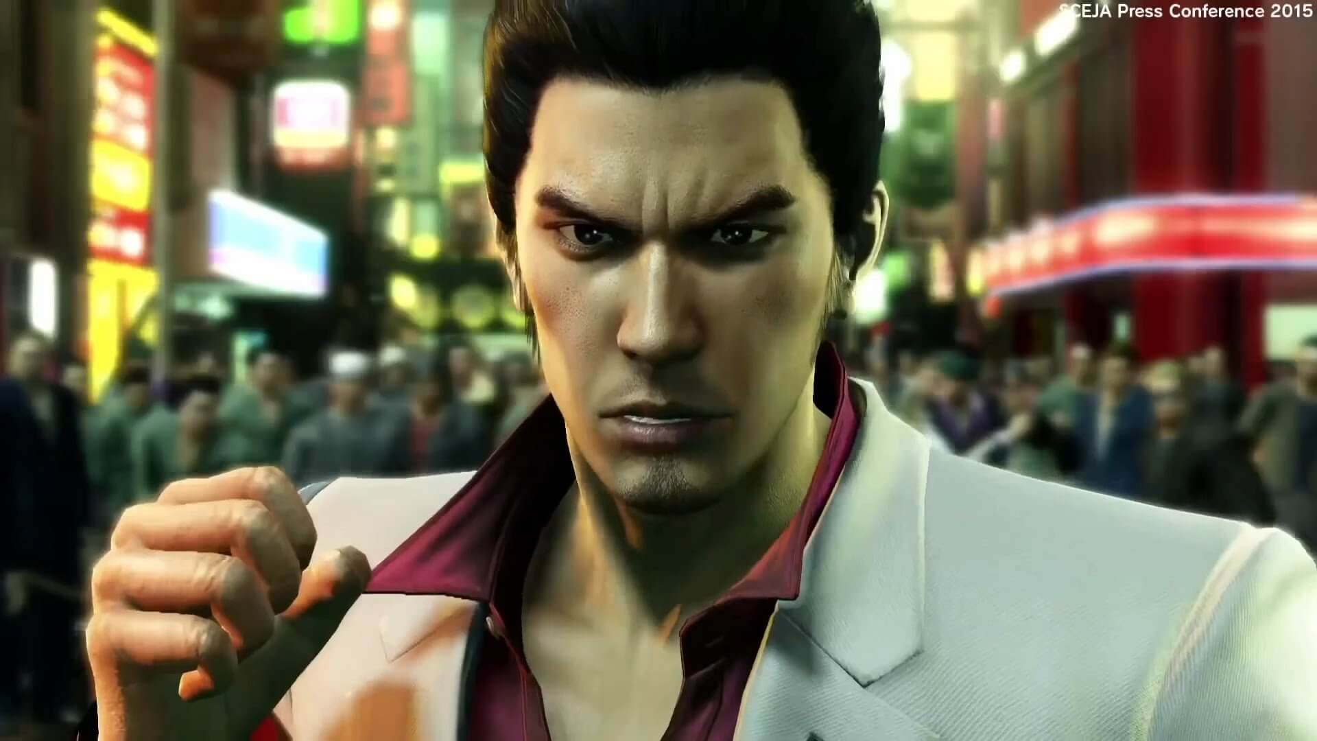 Yakuza Kiwami Coming to Steam in February