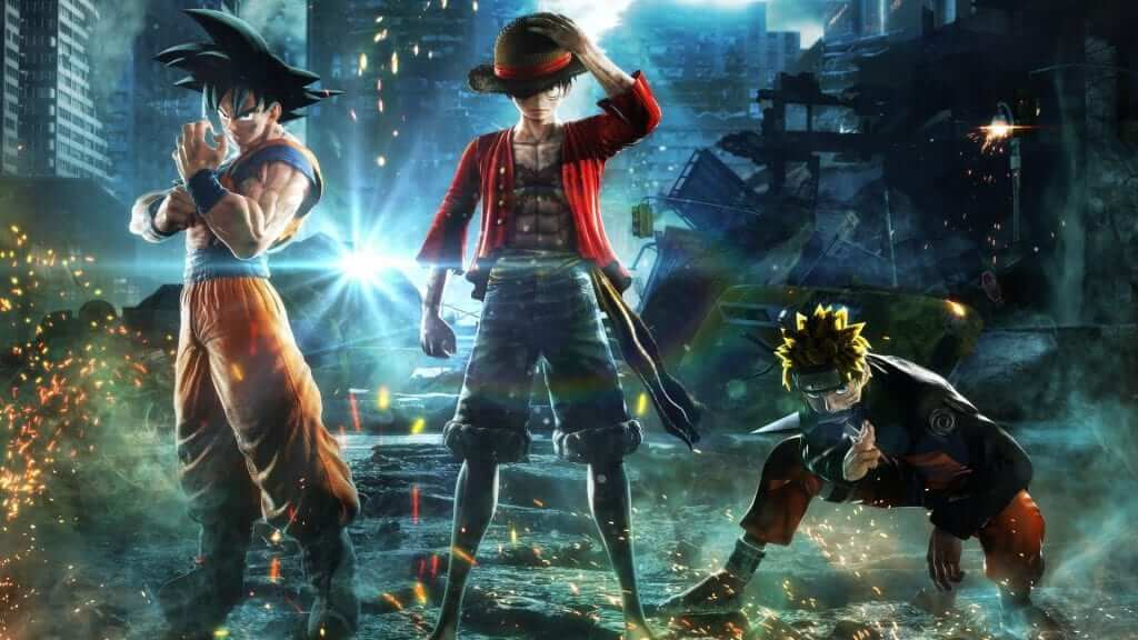 Jump Force Open Beta Weekend on Jan 18th for XB1 and PS4