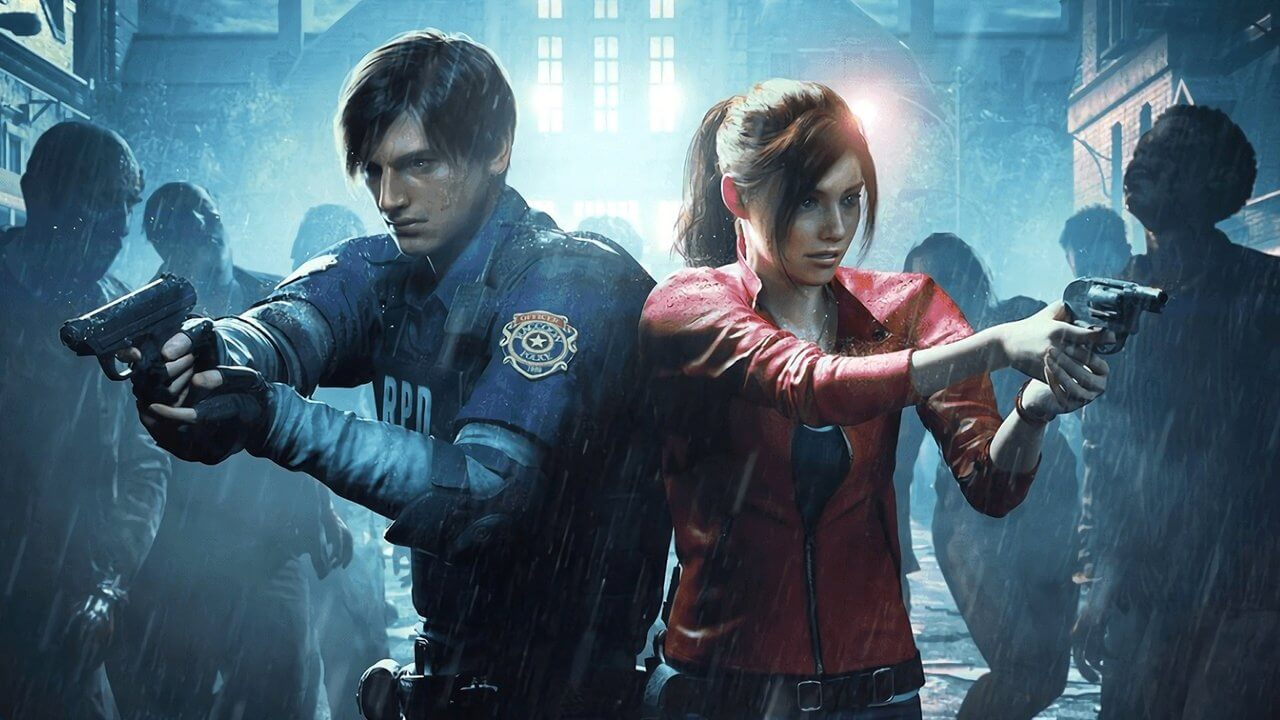 Resident Evil Netflix Series In The Works