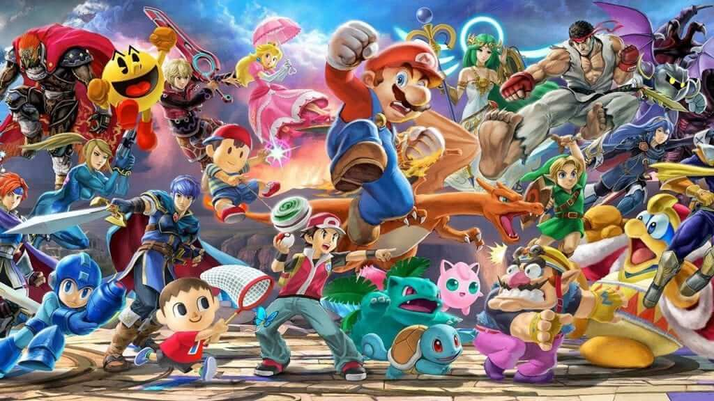 Super Smash Bros Ultimate Shattering Sales Records