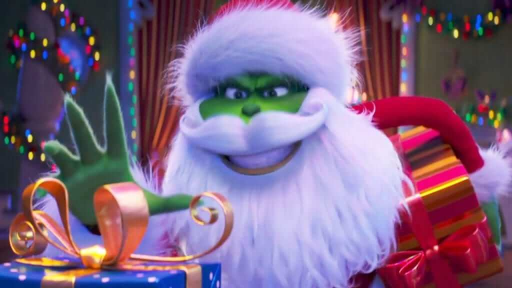 The Grinch Is Now The Highest-Grossing Christmas Movie