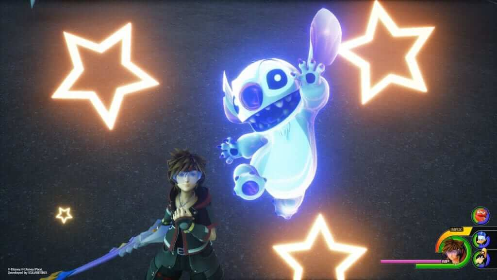 Kingdom Hearts 3 Keyblades Revealed