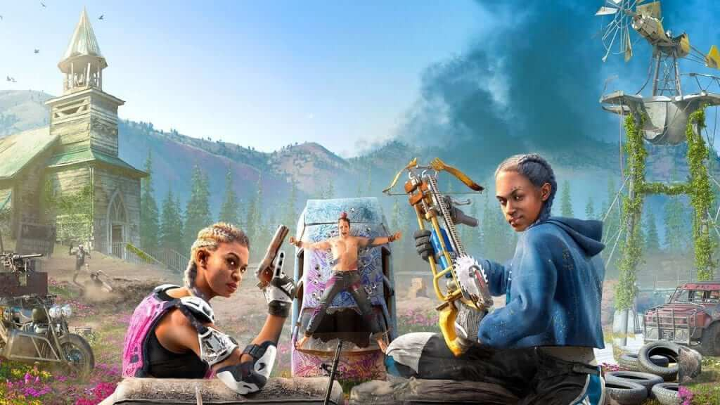 'Far Cry New Dawn' Story Trailer Packs A Punch