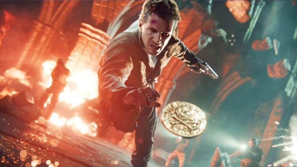 Uncharted Movie Won't Adapt Games Directly