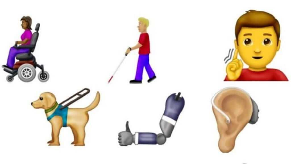 New Emoji Update Includes Period and Inclusive Pictures