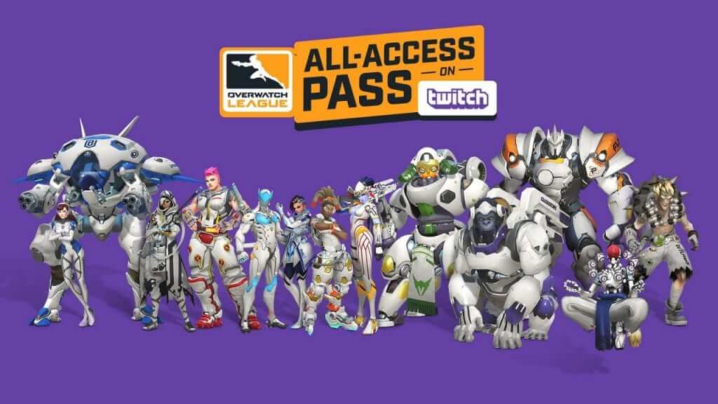 Blizzard Unveils New Overwatch Map and Improvements to Twitch All-Access Pass