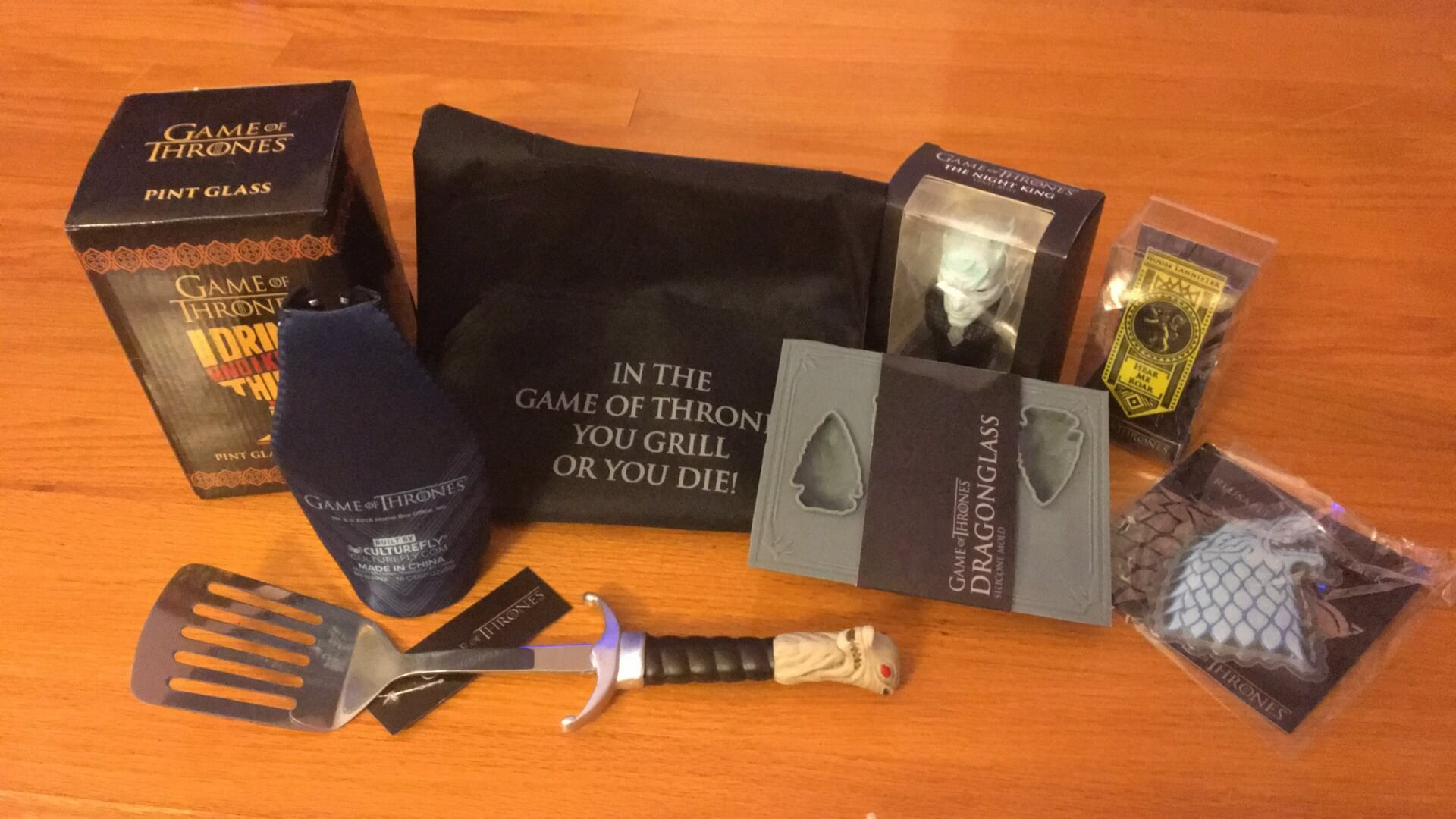 Culture Fly's Game of Thrones Noble Feast of Westeros - Review