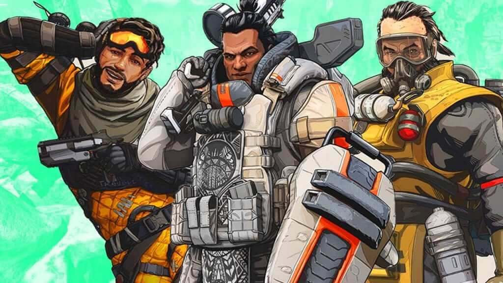 Respawn Releases New Patch for Apex Legends