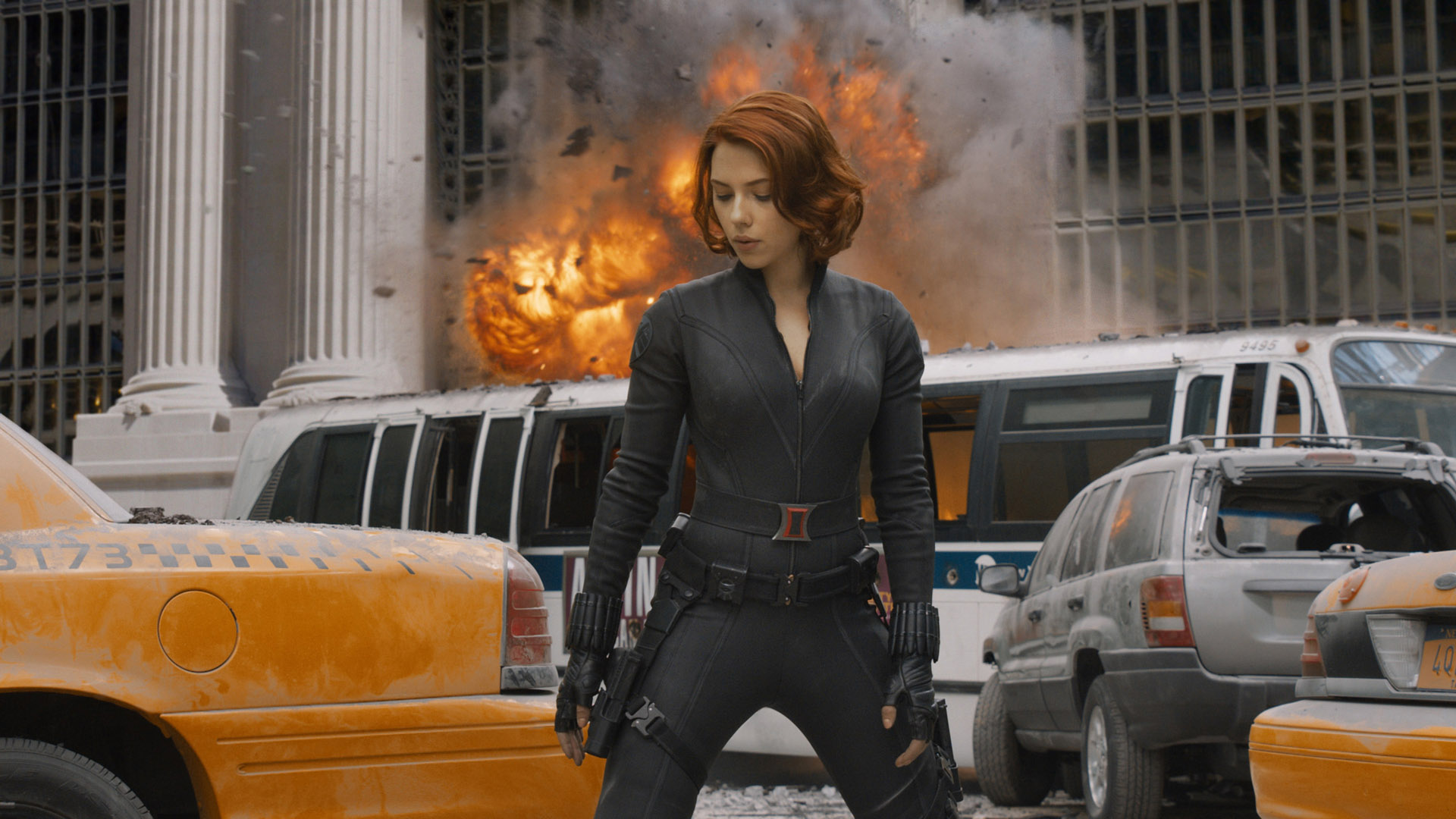 Kevin Feige Confirms Black Widow Will Not Be Rated-R
