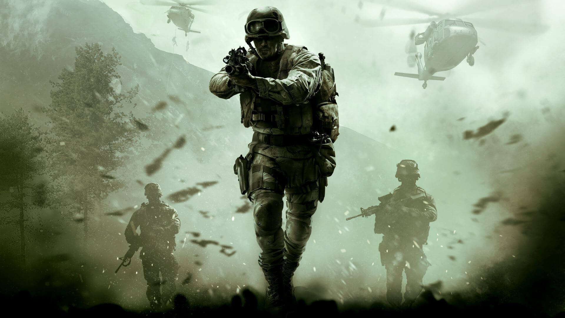 The Next Call of Duty Will Have a Single-Player Campaign