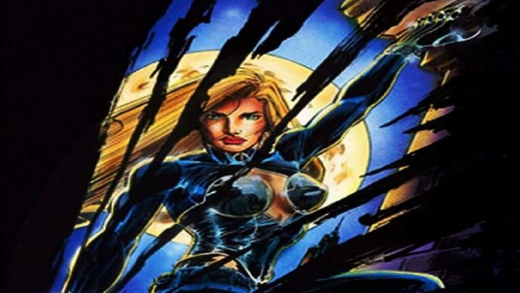 Comic Writer Mike Grell Brings Maggie the Cat to Kickstarter