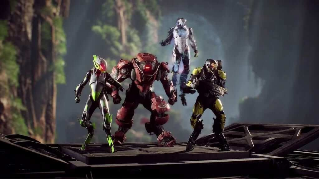 Anthem's Post-Launch Content Gets Detailed