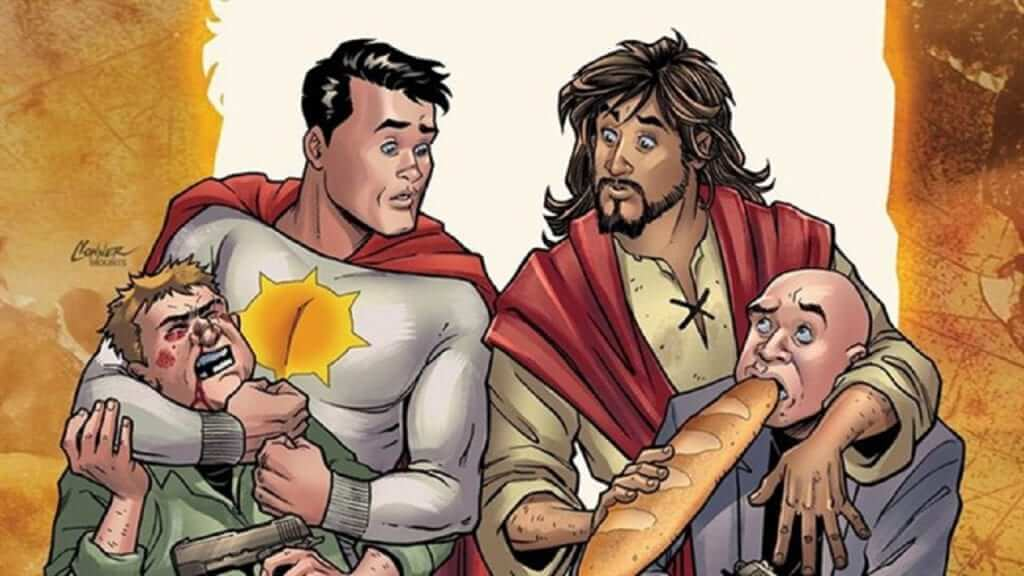 DC Cancels Comic on Second Coming of Christ After Backlash