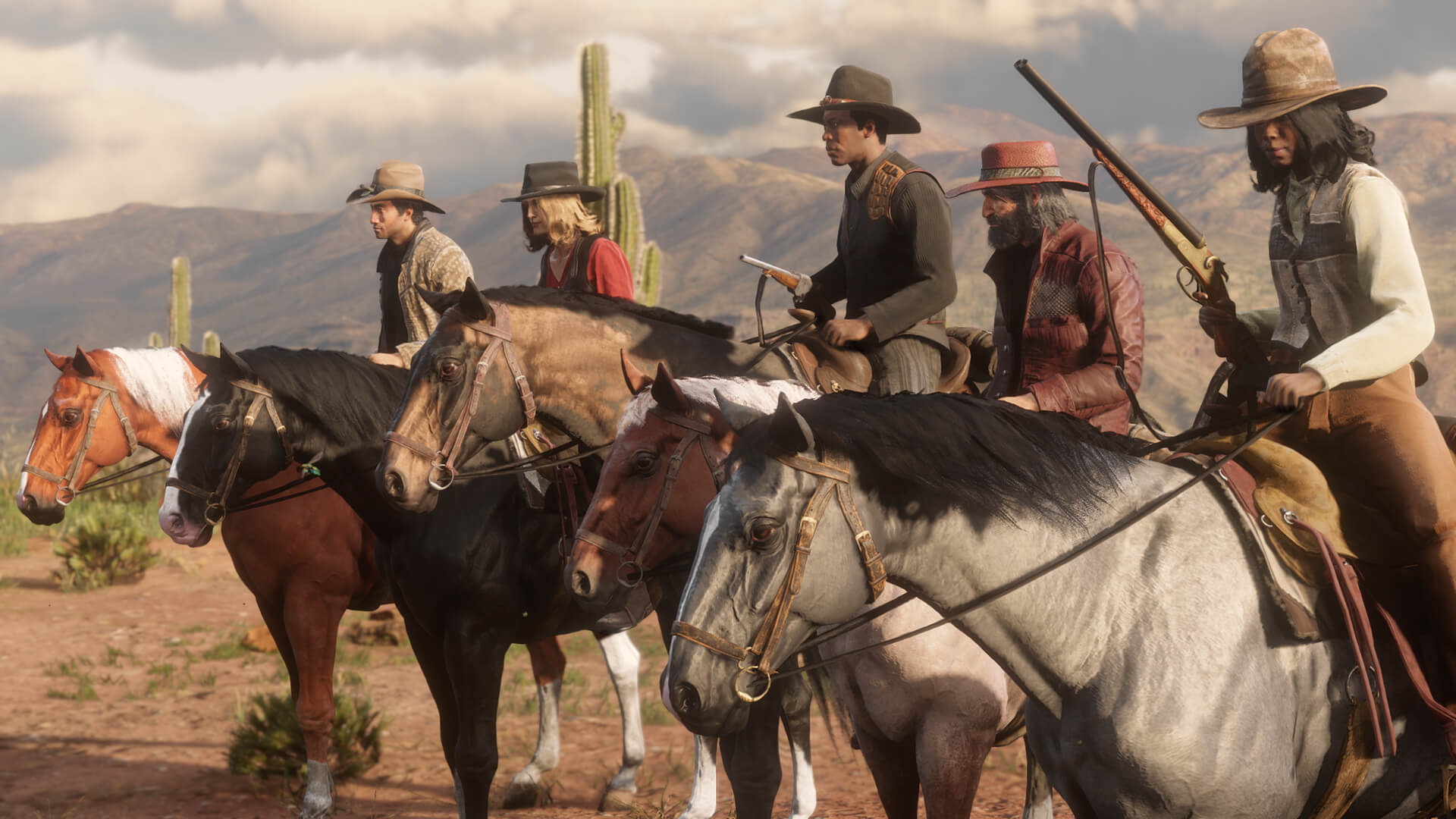 Red Dead Online is Getting a Big Update