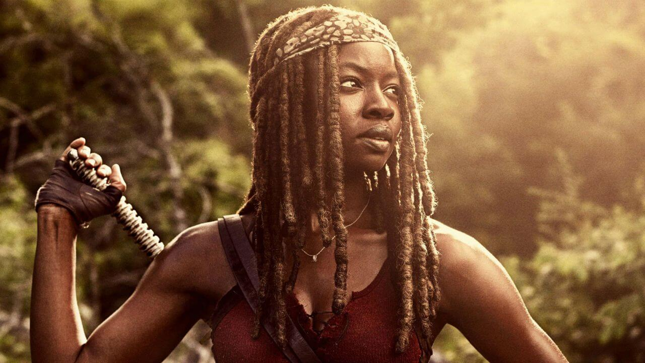 Danai Gurira Reportedly Exiting The Walking Dead