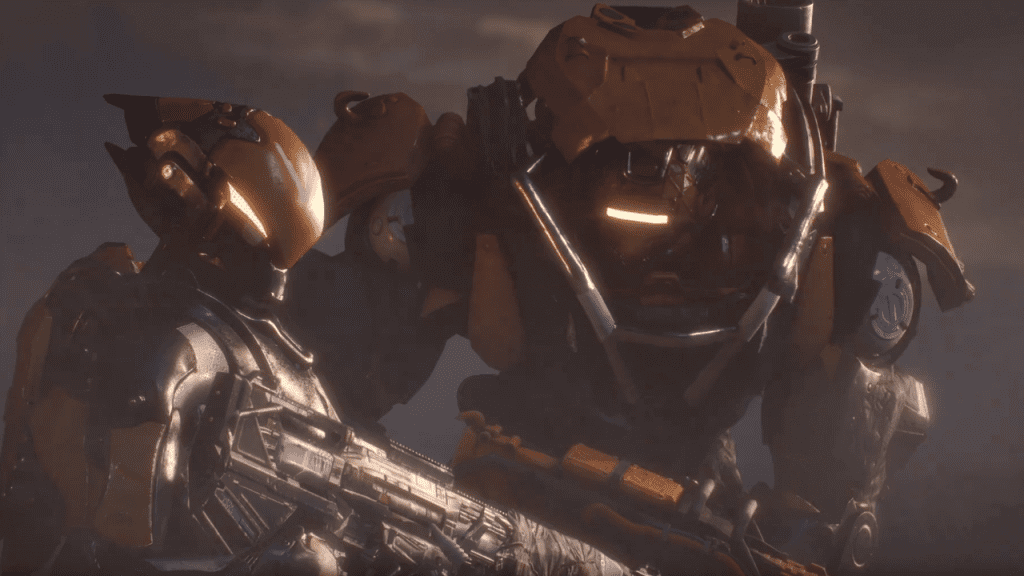 Latest Anthem Gameplay Trailer Reveals Endgame Content