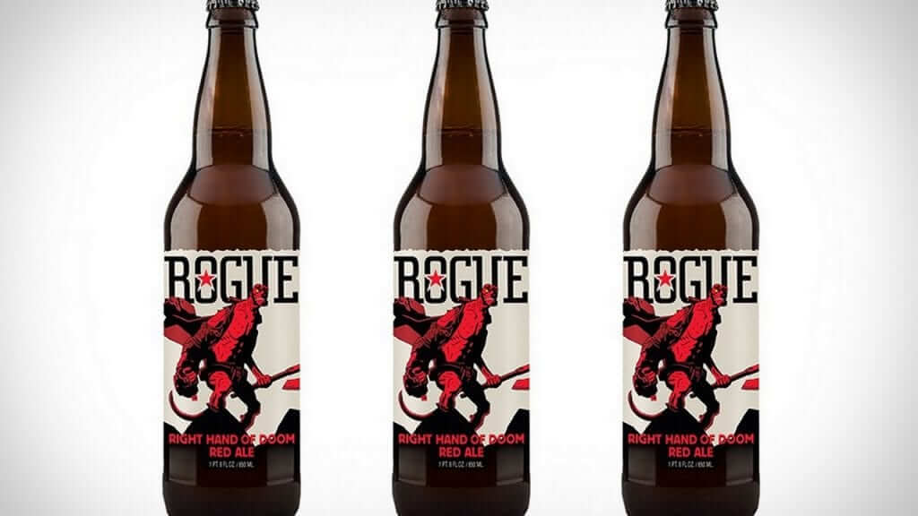 Hellboy is Getting His Own Brand of Beer