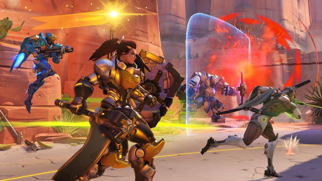 Latest Overwatch Teaser Hints at New Hero