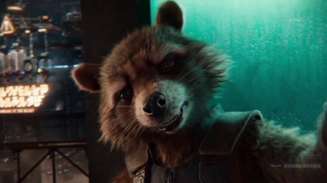 Guardians of the Galaxy Model Oreo for Rocket Raccoon Has Passed Away
