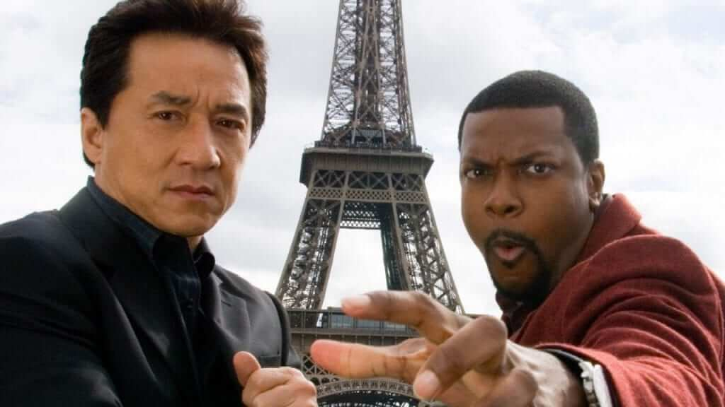 'Rush Hour 4' Might Be Finally Coming Together
