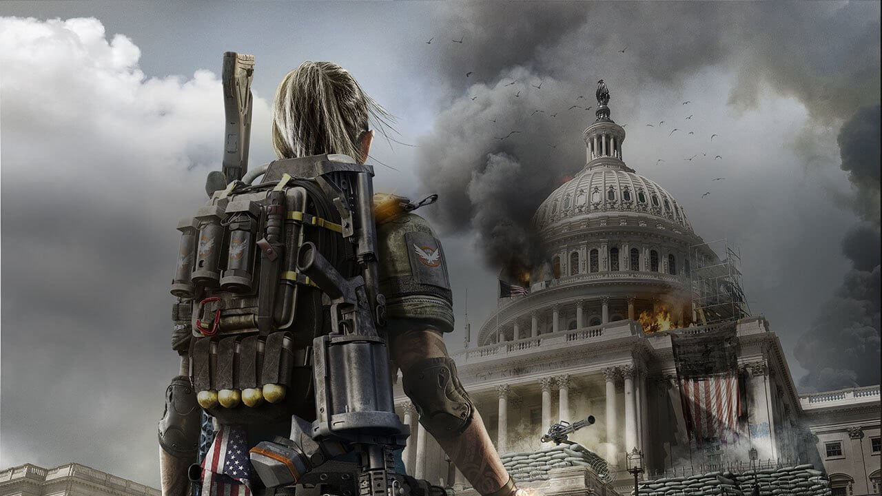 The Division 2 Private Beta is Now Live
